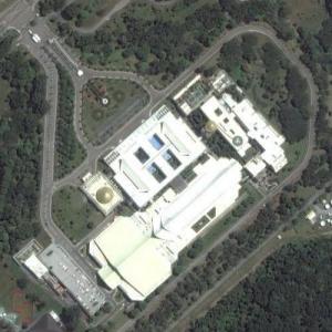 Istana Nurul Iman, Palace of the Sultan of Brunei (Google Maps)