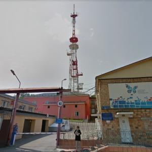 Krasnoyarsk TV Tower (StreetView)