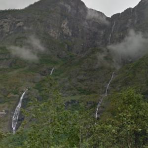 Kjerrskredfossen (StreetView)