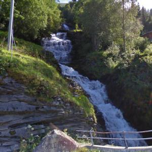 Grinddalsfossen (StreetView)