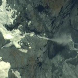 Glacier Burn Falls (Google Maps)