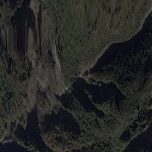 Voldefossen (Google Maps)