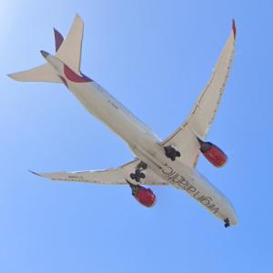 Virgin Atlantic Boeing 787-9 [G-VAHH] (StreetView)