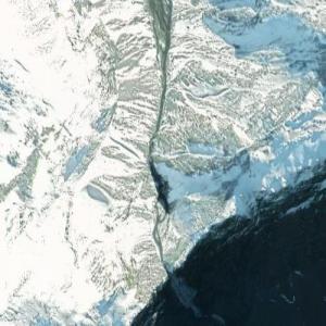 Mount Taurus Falls (Google Maps)