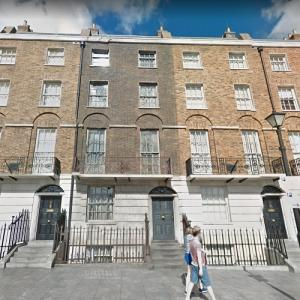 Number 12, Grimmauld Place - Harry Potter (StreetView)