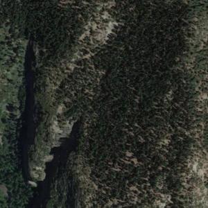 Lehamite Falls (Google Maps)