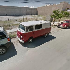 Volkswagen T2 Cherry (StreetView)