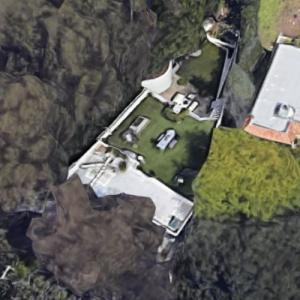 Meghan Trainor's House (Google Maps)
