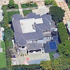 Damon Mintzer's House (Google Maps)