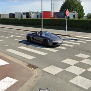 Porsche 918 Spyder (StreetView)