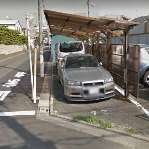 Nissan Skyline R34 (StreetView)