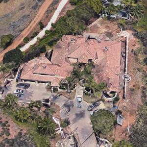 Bob Chapek's House (Google Maps)