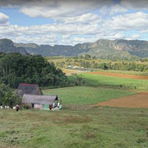 Viñales Valley (StreetView)