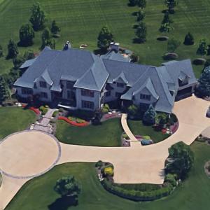 Ted Gelov's House (Google Maps)