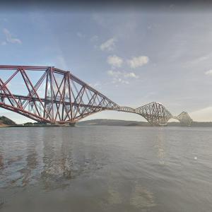 Forth Bridge (StreetView)