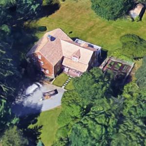 Mary Barrett's House (Former) (Google Maps)