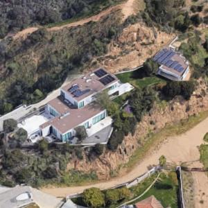 Balthazar Getty's House (Google Maps)