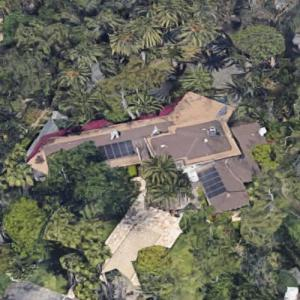 Zendaya's House (Google Maps)