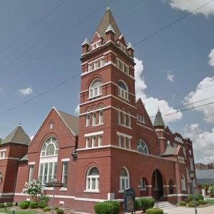 First Methodist Church of Greenwood (StreetView)