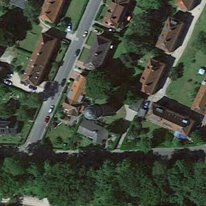 Plon water tower (Google Maps)