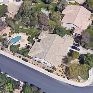 """Austin """"Chumlee"""" Russell's House (Google Maps)"""