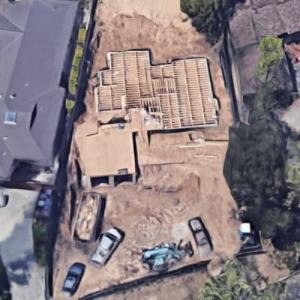 Shia LaBeouf's House (Google Maps)