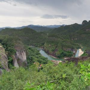 Wuyi Mountains (StreetView)