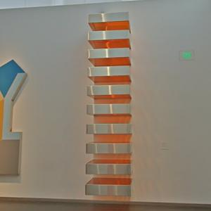 'Large Stack' by Donald Judd (StreetView)