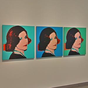 'Marion Bloch' by Andy Warhol (StreetView)
