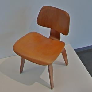 'Side Chair: Model DCW' by Charles and Ray Eames (StreetView)
