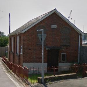 Swanwick Shore Strict Baptist Chapel (StreetView)