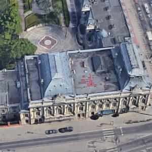 Izrael Poznański's Palace (Google Maps)