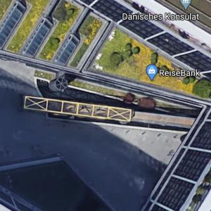 'Stuttgart Bridge' by Siah Armajani (Google Maps)
