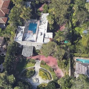 Mario Tabraue's House (Former) (Google Maps)