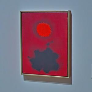 'Unititled' by Adolph Gottlieb (StreetView)