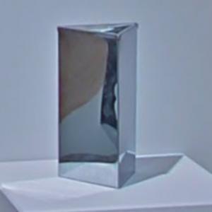 'Three-sided Vortex' by Robert Smithson (StreetView)