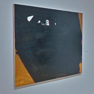 '3 Décembre 1966' by Pierre Soulages (StreetView)