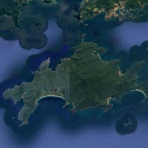 Ilha Grande (Google Maps)