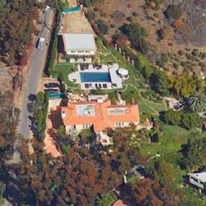 Bill Winokur's House (Google Maps)