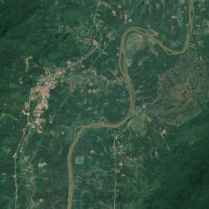 Lenggong Valley (Google Maps)