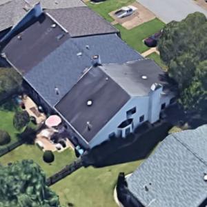 Leslie Jordan's House (Google Maps)
