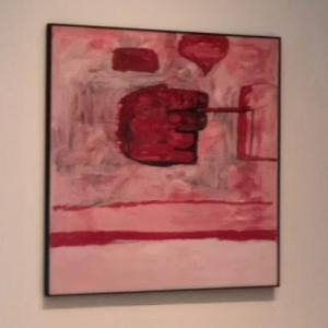 'Ancient Painter' by Philip Guston (StreetView)
