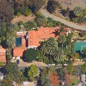Robert Carlson's House (Google Maps)