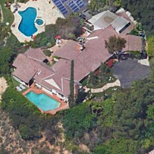 Mark Schwahn's House (Google Maps)