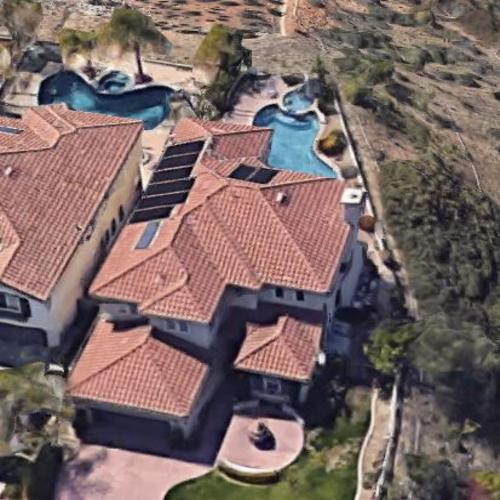 Hus i San Diego, California