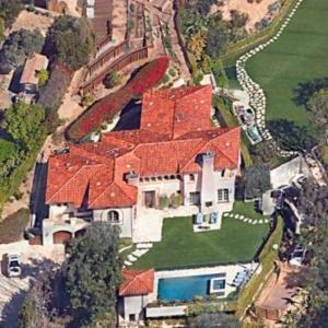 Randall Kaplan's House (Google Maps)