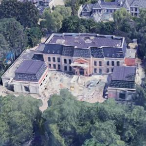 Drake's House (Google Maps)