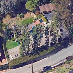 Anthony Franciosa's House (deceased) (Google Maps)