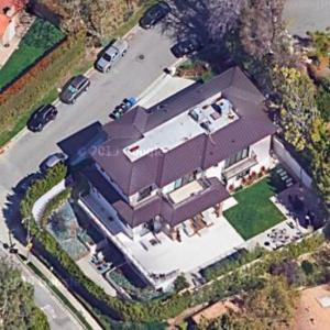 Bijan Afar's House (Google Maps)