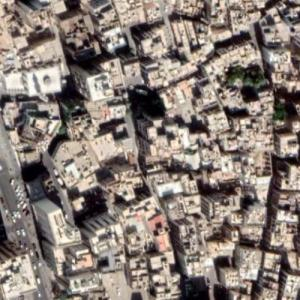 Historic Jeddah, the Gate to Makkah (Google Maps)